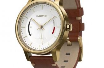 Garmin представила часы Vívomove с отслеживанием активности