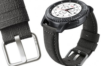 Samsung начинает продажи Gear S3 Frontier TUMI Special Edition