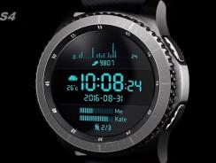Самсунг представит «умные часы» Gear S4 на выставке в Берлине