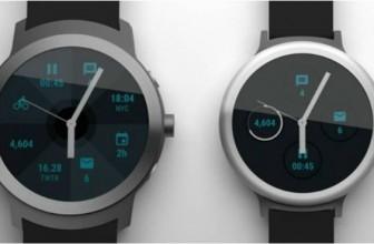 Стало известно, как будут выглядеть умные часы Google