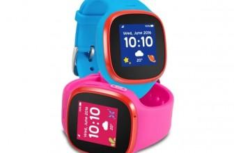 Alcatel представила детские GPS часы Movetime Family Watch (MT30)
