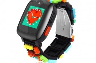 Omate x Nanoblock — детские смарт-часы с камерой