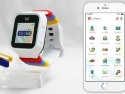 Детские умные часы POMO Waffle развивают творчество и самостоятельность