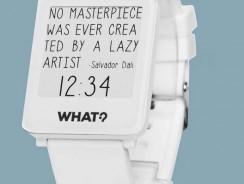 В Австрии создали часы-мотиватор