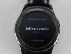 Samsung Gear S2 с новым обновлением будет работать дольше