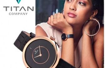 Titan выпустила умные часы для женщин