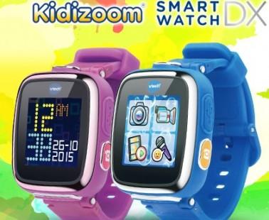 Обзор смарт часов для детей VTech Kidizoom Smartwatch DX