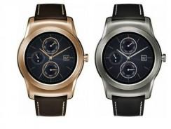 LG представила в России умные часы Watch Urbane