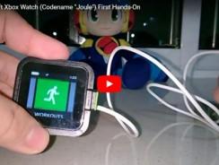 В сеть просочилось видео Xbox Smartwatch