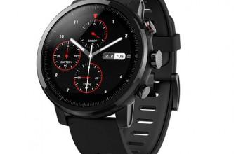 Huami Amazfit Smartwatch 2 с новой прошивкой получат Alipay