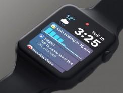 Функции предстоящих Apple Watch засветились в концепте Мэтта Бирчела