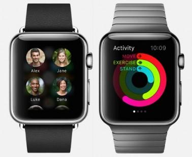 Первый видеообзор Apple Watch