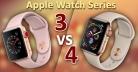 Apple Watch Series 4 против Series 3: сравнение моделей