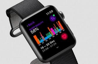 Названы лучшие приложения для мониторинга сна с Apple Watch