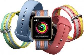Apple выпустила в продажу Apple Watch Series 3