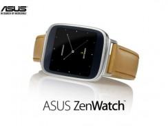 Часы Asus Zenwatch смогут на одном заряде работать неделю