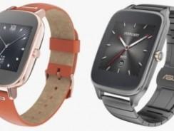Asus обещает умные часы ZenWatch 2 уже в октябре за 149 евро