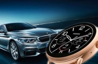 В 2019 году BMW представит собственные умные часы