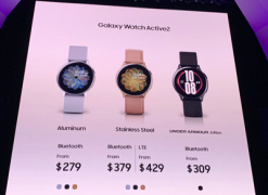 Galaxy Watch Active2 Under Armor Edition: характеристики, цена и дата выхода