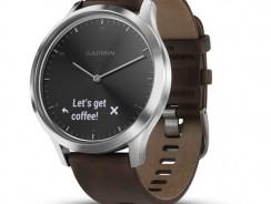 Garmin Vivomove HR: аналоговые часы с цифровым сенсорным дисплеем
