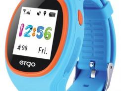 Ergo выпустила детские GPS часы