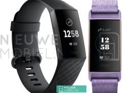 Появились фото потенциального хита – фитнес-трекера Fitbit Charge 3