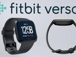 Новые часы Fitbit можно увидеть на фото
