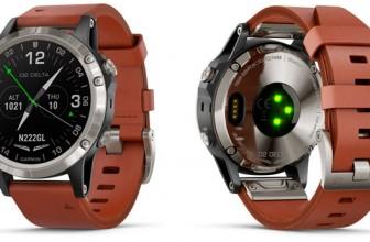 Garmin представила часы D2 Delta для лётчиков