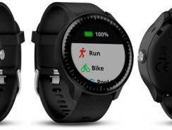 Garmin представила спортивные часы с функцией платежей Vivoactive 3 Music