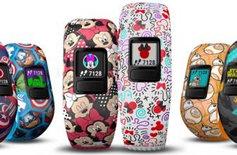 Garmin выпускает новое поколение детского трекера Vivofit Jr. 2