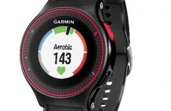 Garmin выпускает часы-пульсометр Forerunner 225 c GPS