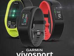Garmin выводит трекер Vivosport на российский рынок