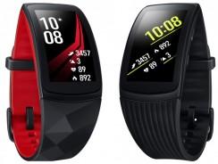 Samsung Gear Fit 2 Pro поступил в продажу в России