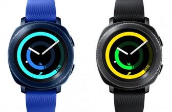На IFA 2017 представлены новые смарт-часы и фитнес браслет Samsung