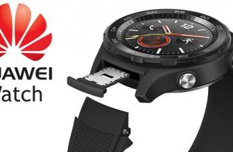 Huawei готовит новые смарт-часы с SIM-картой