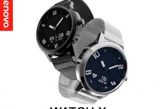 Часы Lenovo Watch X раскупились за считанные секунды