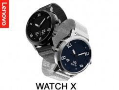 Lenovo Watch X в версии Plus оснащены тонометром и  барометром