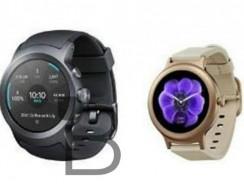 Предстоящие смарт-часы LG на Android Wear 2.0 засветились на фото