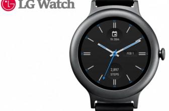 LG готовит гибридные часы на Wear OS