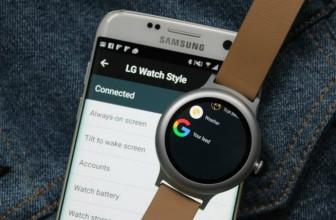 LG Watch Style: обзор и характеристики