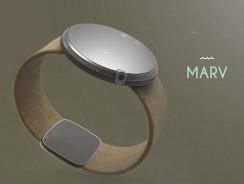 Умные наручные часы Marv способны стать карманными