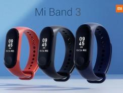 Xiaomi Mi Band 3 стал доступен в российских магазинах