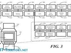 Motorola представила патенты на SmartWatch – умные часы с множеством функций
