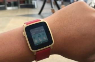 Pebble предложила свои умные часы за меньшую цену
