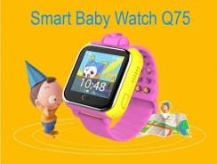 Обзор детских GPS часов с камерой Smart Baby Watch Q75