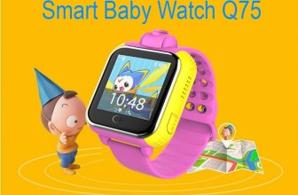 Обзор детских GPS часов с камерой Smart Baby Watch Q75 (GW1000)