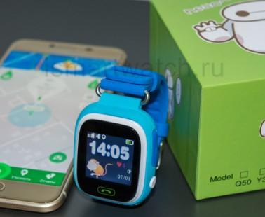 Инструкция по настройке Smart Baby Watch Q90 в приложении SeTracker