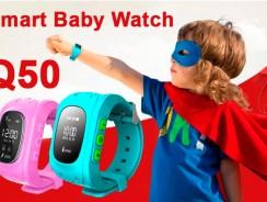 Обзор Smart Baby Watch Q50: описание и характеристики