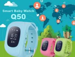 Smart Baby Watch Q50: инструкция на русском языке