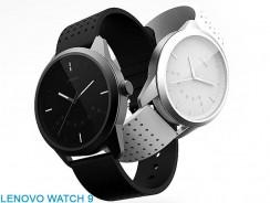 Часы Lenovo Watch 9 предлагают сапфировое стекло и фитнес-функции